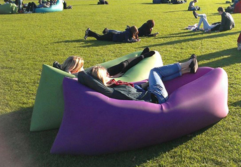 The benefits of inflatable chairs for people