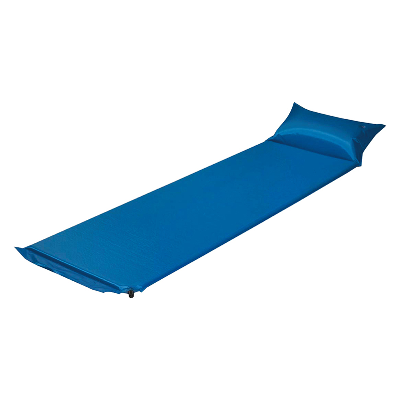 HF-A347 Inflatable Sleeping Mat With Pillow