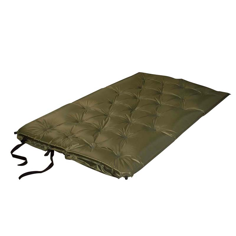 What kind of sleeping mat is suitable?