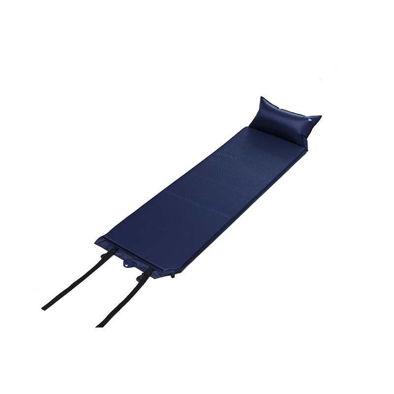 HF-A347 Inflatable Sleeping Mat sleeping pad With Pillow