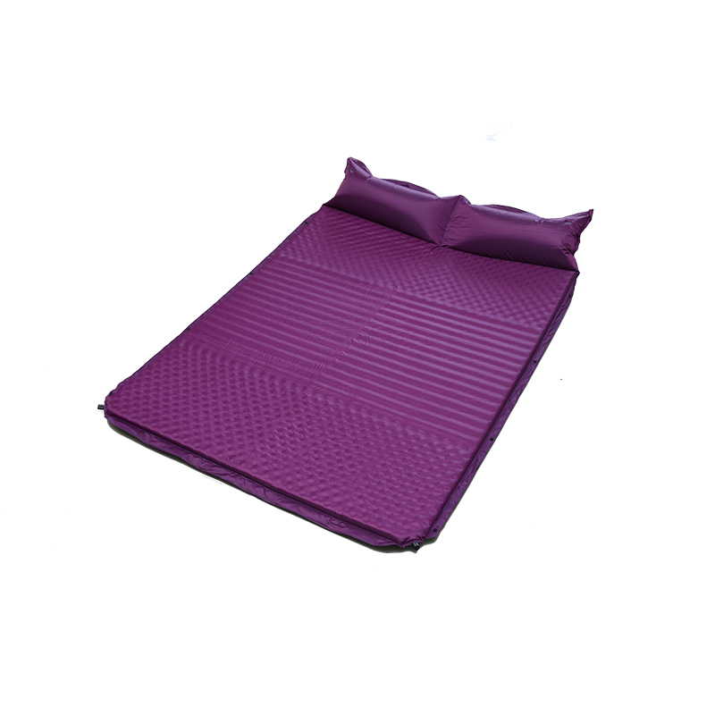 HF-B006 2 person air mattress with pillow