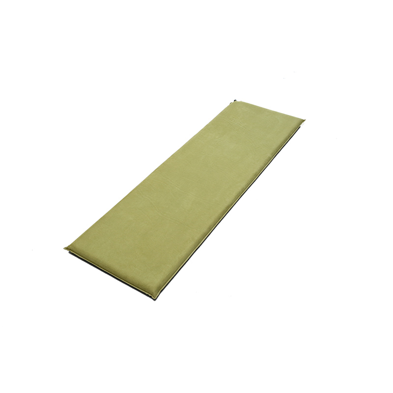 HF-M004 suede inflatable mats for tent