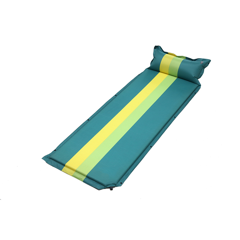 HF-A001 camping pad with pillow