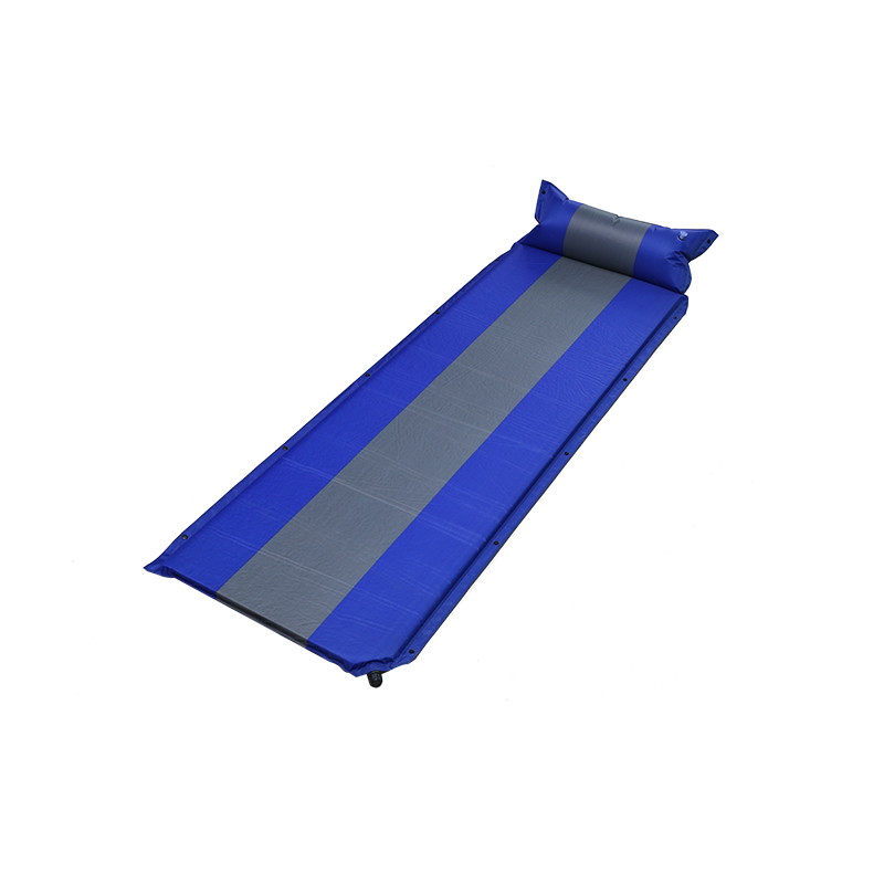 HF-A348 self inflating mat with pillow